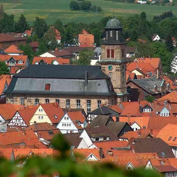 Stadtkirche Lauterbach